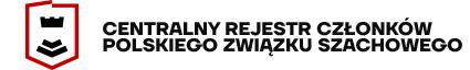 Centralny Rejestr Członków Polskiego Związku Szachowego