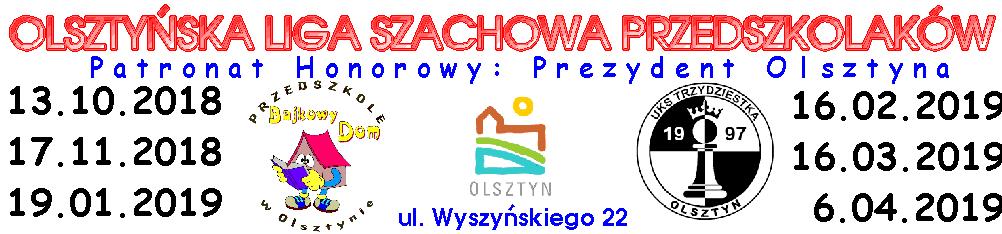 Olsztyńska Liga Szachowa Przedszkolaków